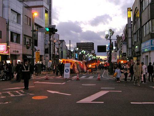 伊勢崎だるま市に行ってきました [前編] (=^--^=)